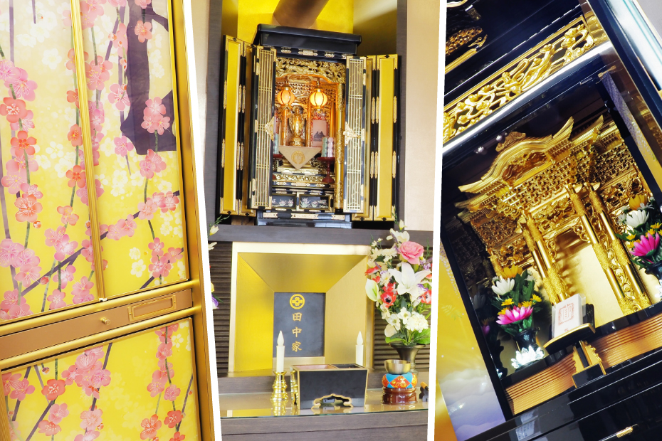 妙円寺納骨堂でご利用いただける様々な納骨壇