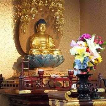 唐湊霊廟のご本尊