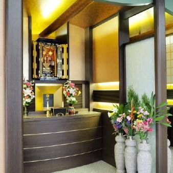 武霊廟の自動式納骨壇「妙寿庵」
